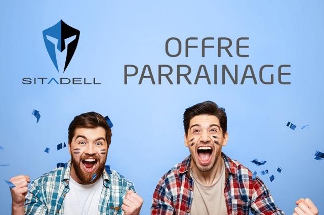 Partenariat entre Sitadell et Total, remportez une carte cadeau Total Jubileo